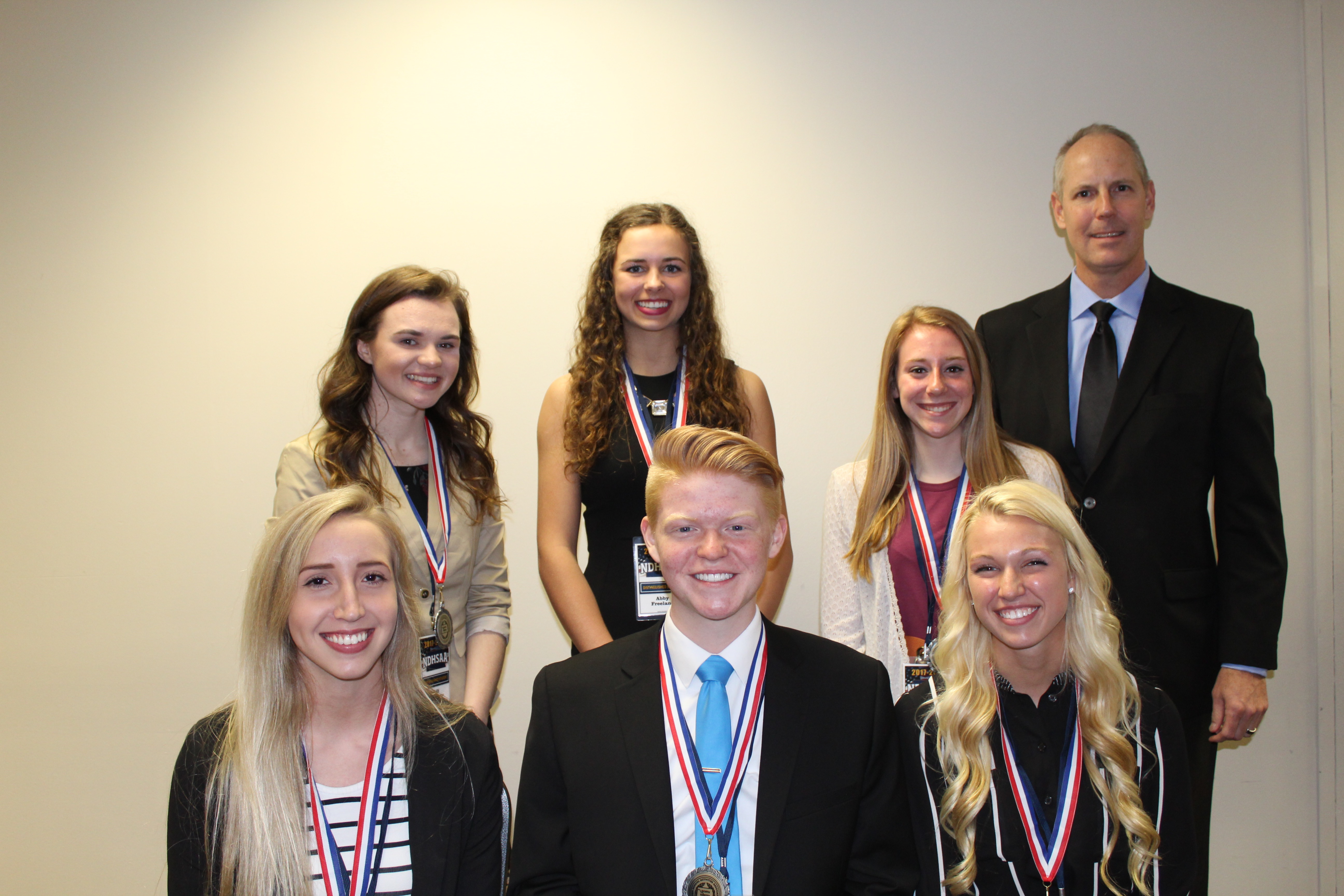 2017-18 NDHSAA-Farmers Unioin Insurance Distinguished Students